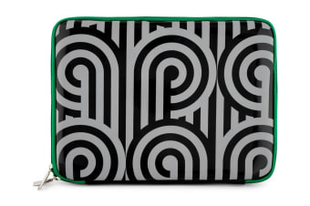 "Florence Broadhurst Turnabouts Case/Sleeve Pouch Cover f/ 11.5"" Notebook/Laptop"