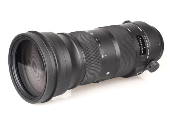 Sigma 150-600mm f/5-6.3 DG OS HSM Sports Lens (Nikon Mount)