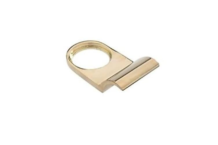 Yale Essentials Cylinder Pull (Brass) (One Size)