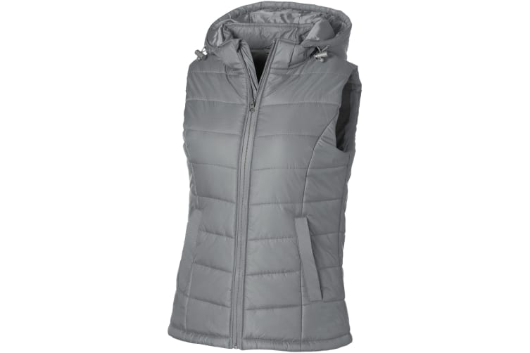 Slazenger Mixed Doubles Ladies Bodywarmer (Grey) (XXL)