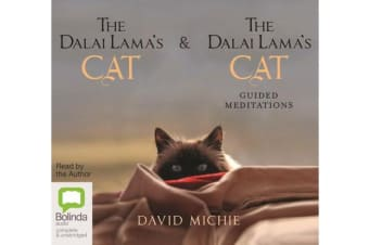 The Dalai Lama's Cat + The Dalai Lama's Cat - Guided Meditations