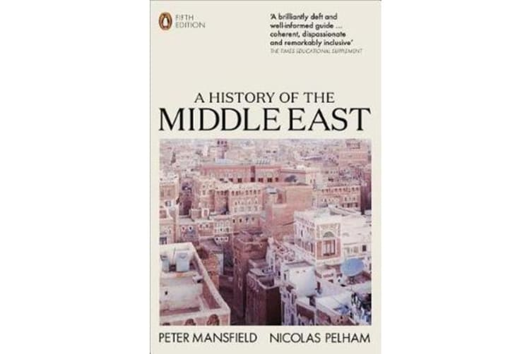 A History of the Middle East - 5th Edition