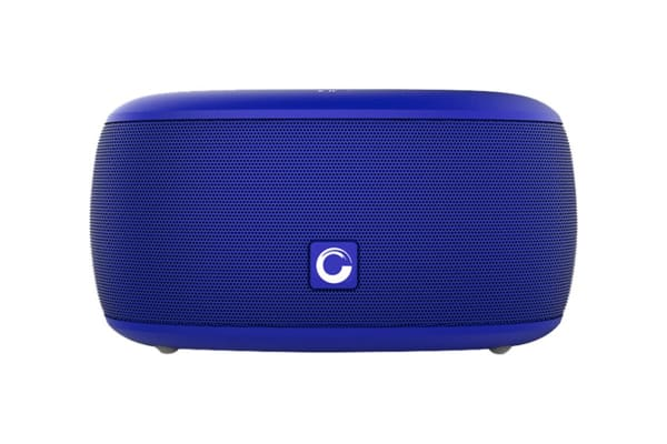 DOSS SoundBox XS Portable Bluetooth Speaker with Bluetooth 4.0 and 10W HD Sound - Blue (DS1003BLU)