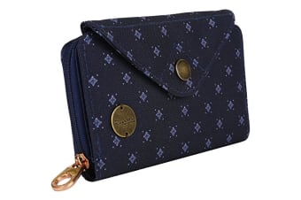 Regatta Womens/Ladies Elsie Travel Purse (Navy Fleck)