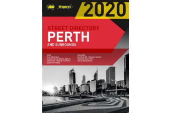 Perth Street Directory 2020 62nd ed