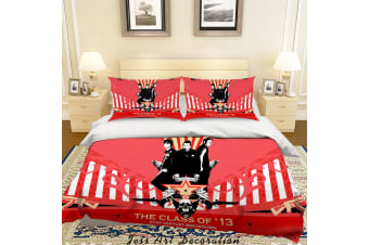 3D Rock Band Green Day Quilt Cover Set Bedding Set Pillowcases 52