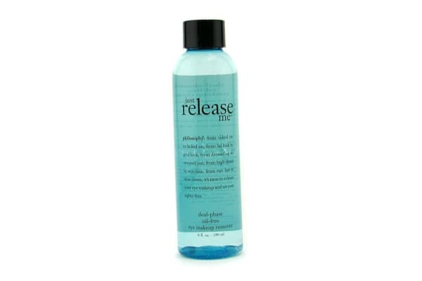 Philosophy Just Release Me Dual Phase Oil Free Eye Makeup Remover (180ml/6oz)