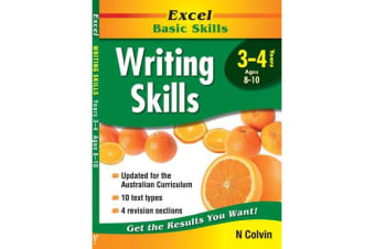 Excel Writing Skills: Year 3-4 - Writing Skills Years 3-4