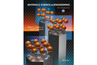 Materials Science and Engineering - An Introduction