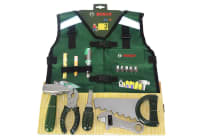 Bosch Toy Tool Vest with Tools