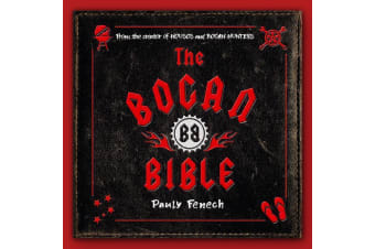 The Bogan Bible | From Pauly of Housos & Fat Pizza Fame!
