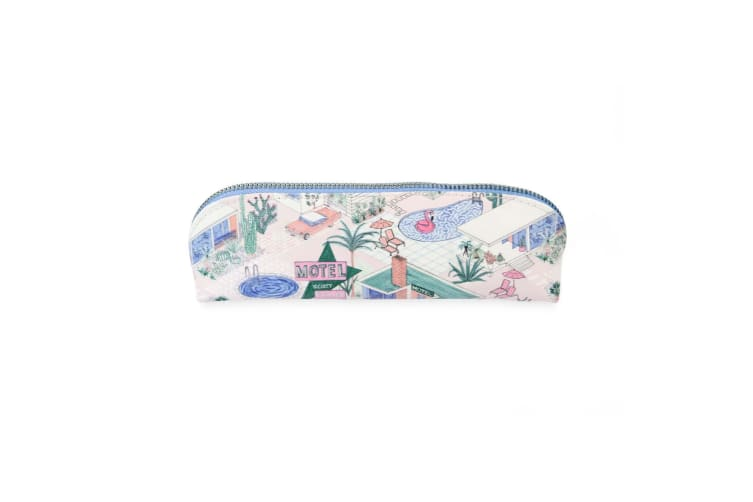 Ohh Deer Palm Springs Skinny Pencil Case (Multicoloured) (One Size)