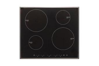 Euromaid 60cm Induction Cooktop - Black (CI6SE1)