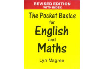 The Pocket Basics for English and Maths - Revised Edition with Index