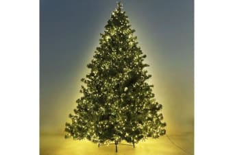 Jingle Jollys 7FT Christmas Tree with LED Lights (Warm White)