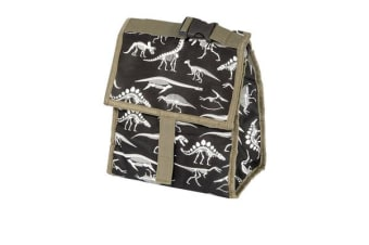 IS GIFT Fun Times  Freezable Lunch Bag Dinosaurs