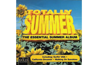 Various – Totally Summer - The Essential Summer Album MUSIC CD NEW SEALED