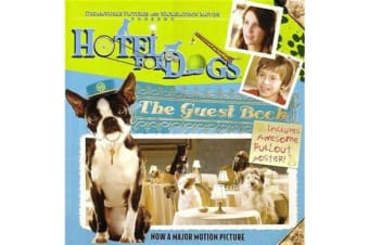Hotel for Dogs - the Guest Book