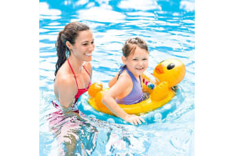 Intex See Me Sit Riders Duck Pool Inflatable