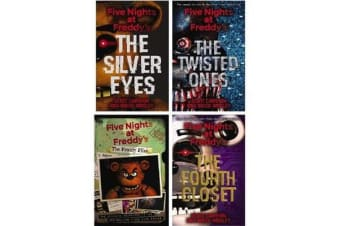 Five Nights at Freddy's (4 Book Boxed Set)