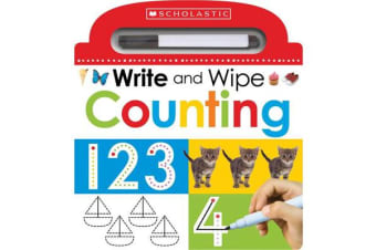 Write and Wipe - Counting