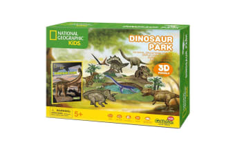 National Geographic Kids - Dinosaur Park