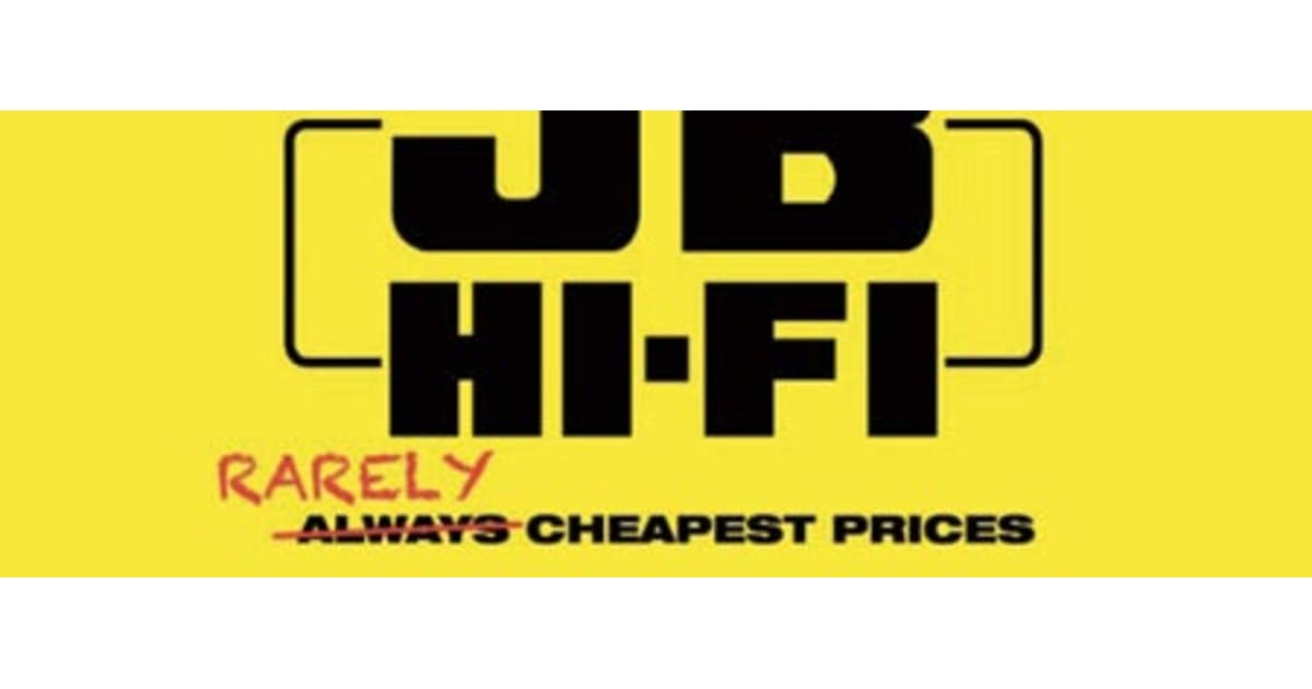 Jb Hi Fi Admits Breaking Its 39 Always Cheapest Prices 39 Promise
