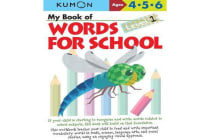 My Book of Words for School - Level 1