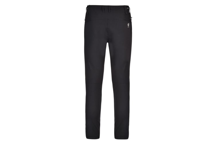 Dare 2b Mens Tuned In II Multi Pocket Walking Trousers (Black) (42R)