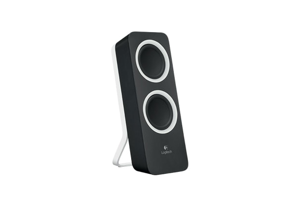 Logitech Z200 Multimedia Speakers - Black (980-000850)