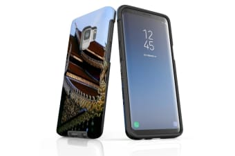 For Samsung Galaxy S9 Case Armour Cover  Intricacy of the Temple