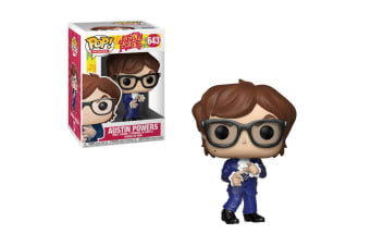 Austin Powers Austin Powers Pop! Vinyl