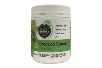 Super Sprout Broccoli Sprout Powder 135g