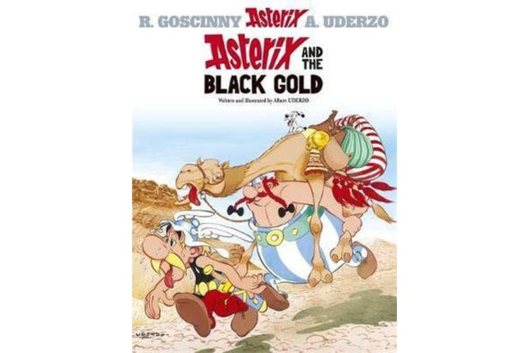 Asterix: Asterix and the Black Gold - Album 26