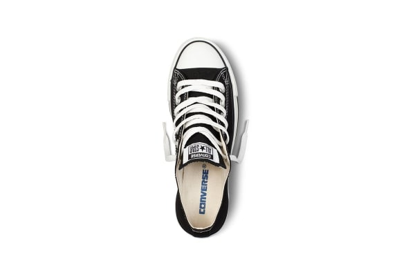 Converse Chuck Taylor All Star Ox Lo (Black, US Mens 5 / US Womens 7)