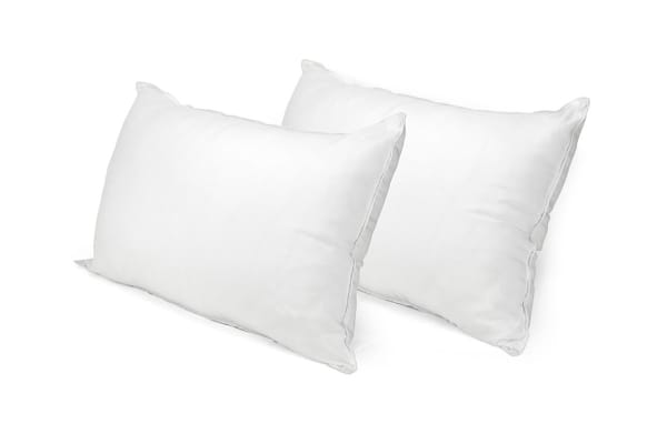 Royal Comfort Ultra Bounce Microfiber Pillows (Twin Pack)