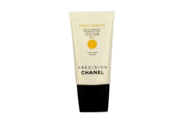 Chanel Soleil Identite Perfect Colour Face Self Tanner SPF8 - Dore (Golden) (50ml/1.7oz)
