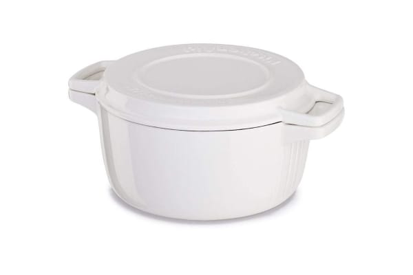 KitchenAid 5.7L Casserole Almond Cream (KCPI60CRAC)