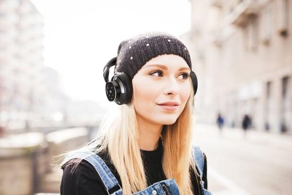 Kogan Active Noise Cancelling Bluetooth Headphones