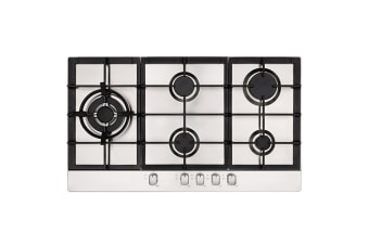 Arc 90cm Gas Cooktop - Silver (CD9SG1)