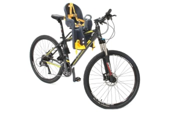 Bike Front Baby Seat Carrier with Handrail