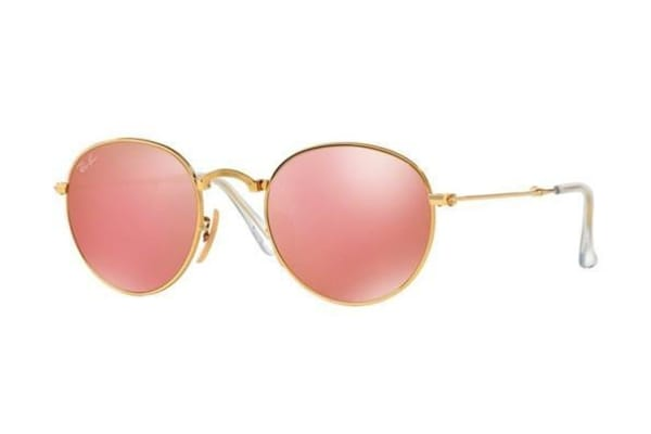 Ray Ban RB3532 001-Z2 47 Gold Mens Womens Sunglasses