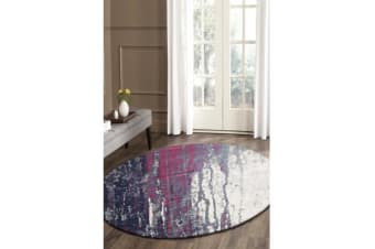 Stone  Abstract Round Rug - 240X240CM