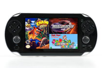Portable Video Game & Media Player with Camera (1,000s of Games)