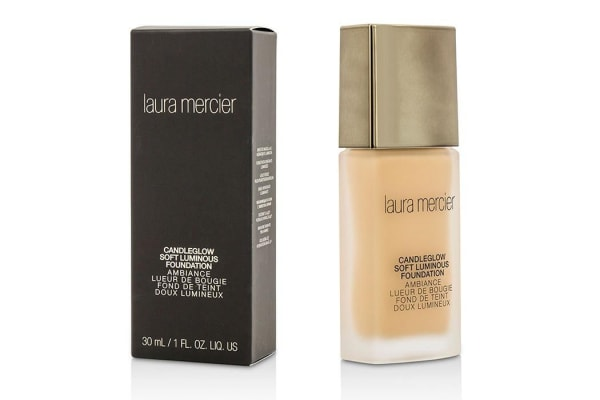 Laura Mercier Candleglow Soft Luminous Foundation - # 3N1 Buff (30ml/1oz)