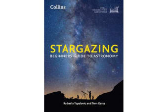 Collins Stargazing - Beginners Guide to Astronomy