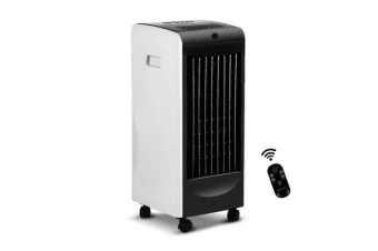Devanti Evaporative Air Cooler (Black)