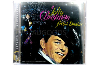 Frank Sinatra – A Jolly Christmas From Frank BRAND NEW SEALED MUSIC ALBUM CD