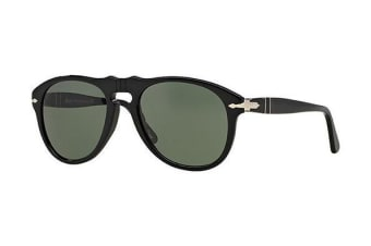 Persol PO0649 95/58 52 Black Mens Sunglasses