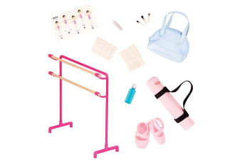 Our Generation Dancing Feet Doll Accessory Set